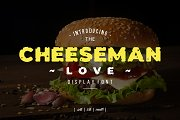 Cheeseman Love Font