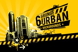 Grunge Urban Backgrounds