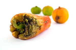 Rotten Vegetables(Pepper & Oranges)