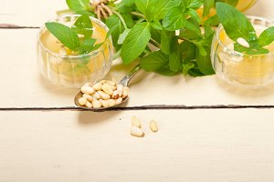 Arab middle east mint tea and pine nuts 023.jpg