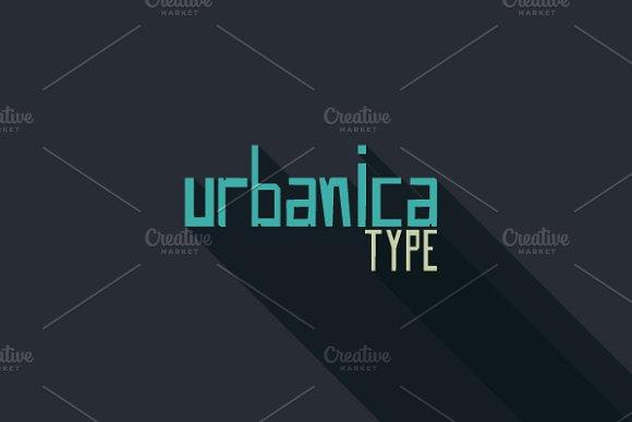 Urbanica Type (font)