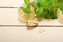 Arab middle east mint tea and pine nuts 024.jpg