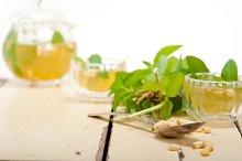 Arab middle east mint tea and pine nuts 032.jpg