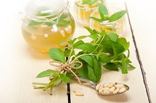 Arab Moroccan middle east mint tea and pine nuts 033.jpg