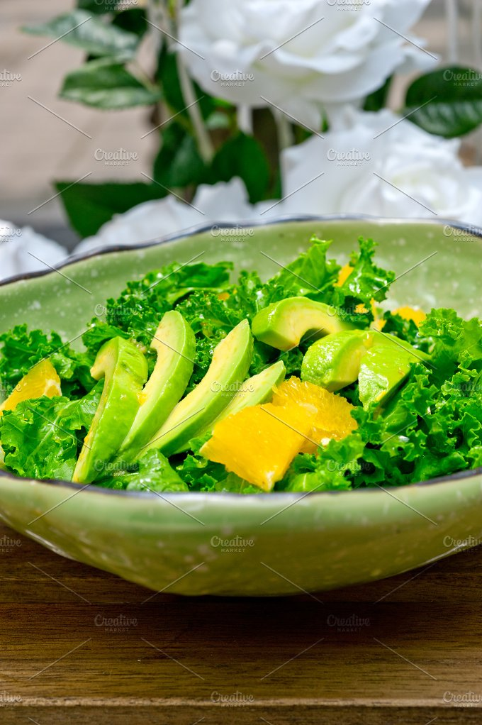 avocado salad 001.jpg - Food & Drink