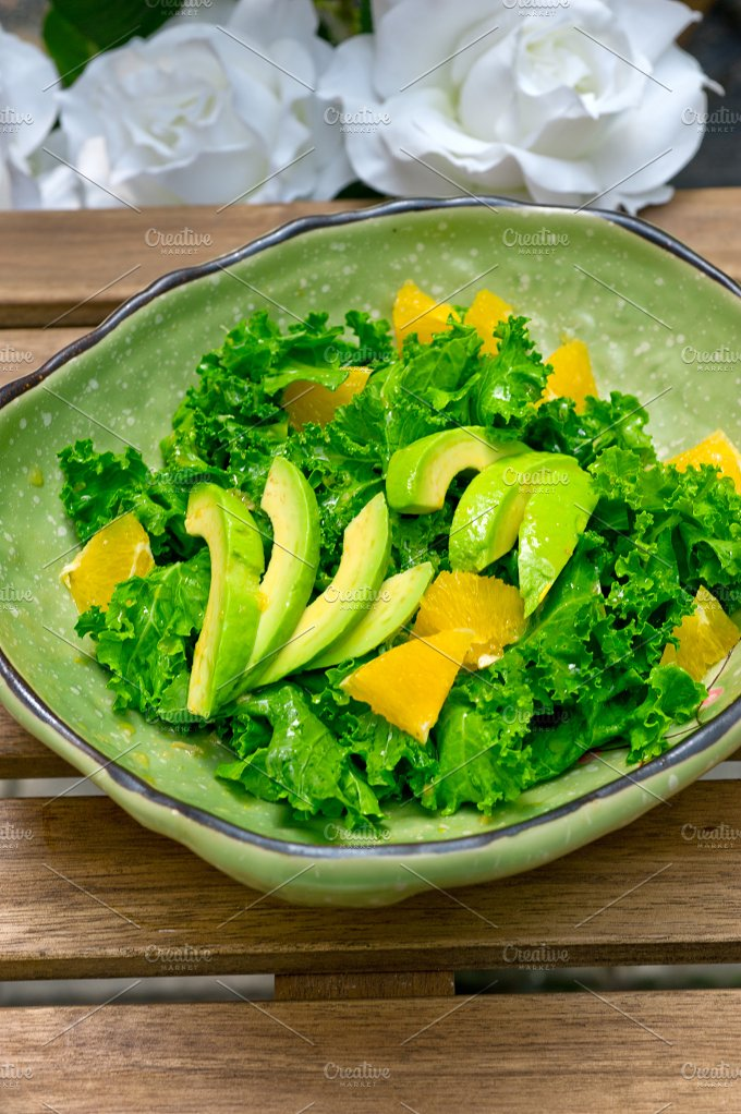 avocado salad 002.jpg - Food & Drink