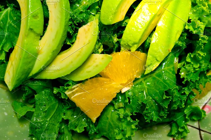 avocado salad 006.jpg - Food & Drink