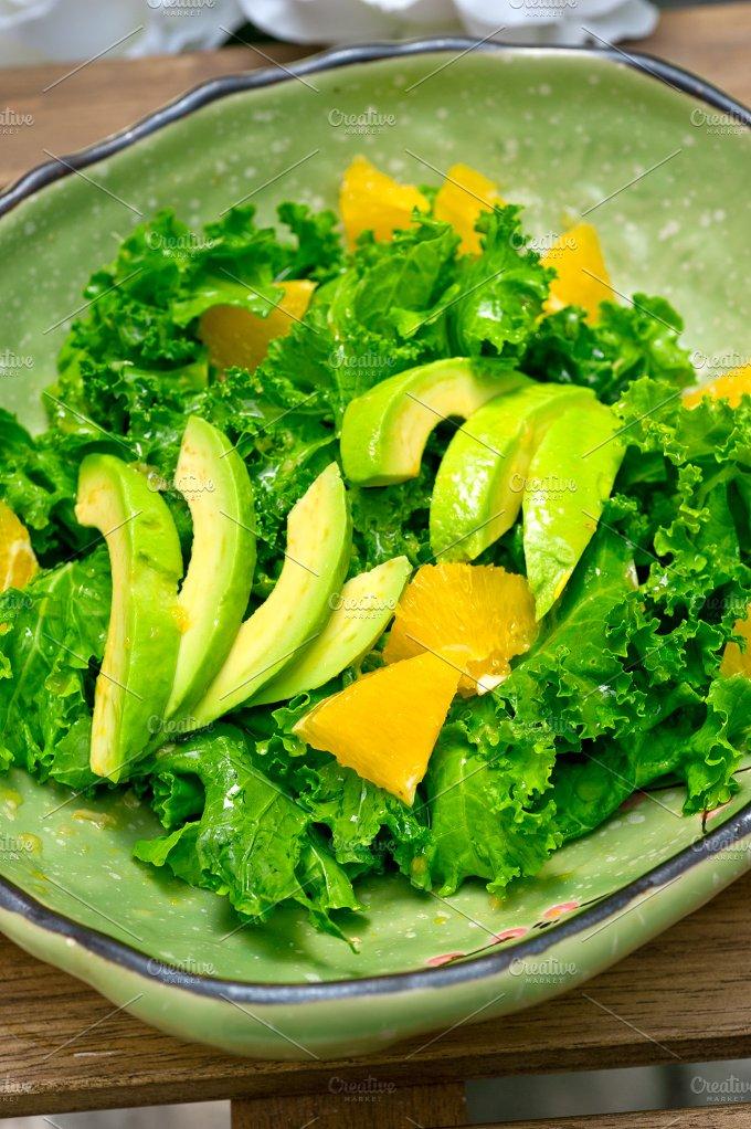 avocado salad 004.jpg - Food & Drink