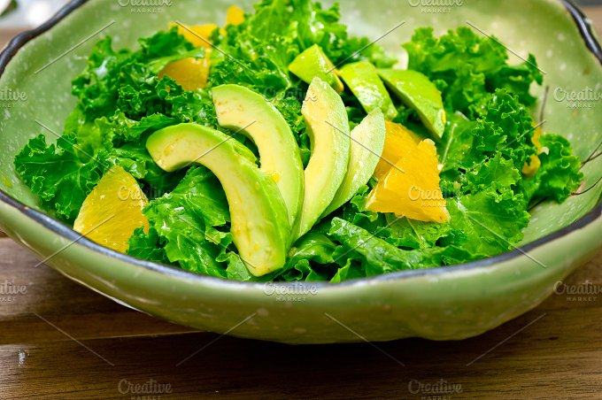 avocado salad 014.jpg - Food & Drink