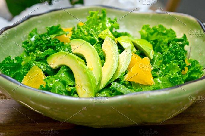 avocado salad 015.jpg - Food & Drink