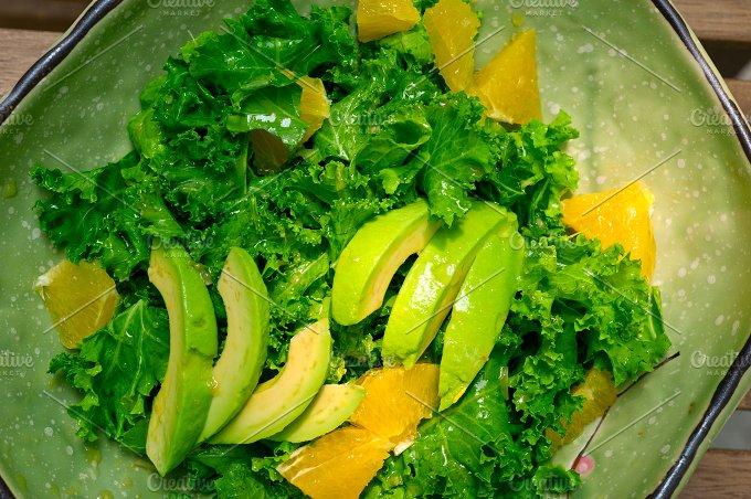 avocado salad 009.jpg - Food & Drink