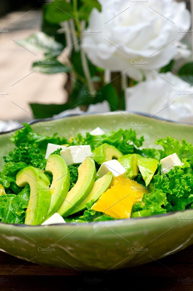 avocado salad 019.jpg - Food & Drink
