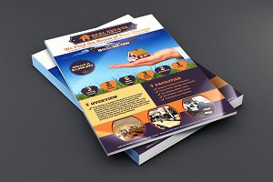 Corporate Real Estate Business Flyer