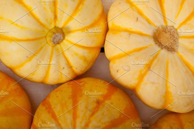 baby pumpkins 003.jpg - Food & Drink