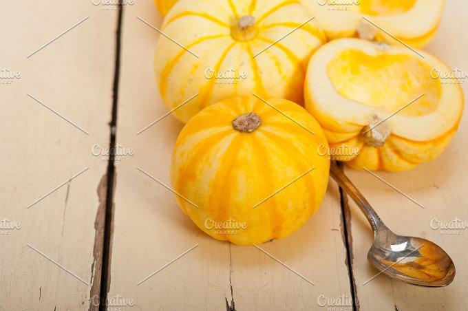 baby pumpkins 018.jpg - Food & Drink