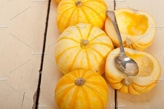baby pumpkins 020.jpg - Food & Drink