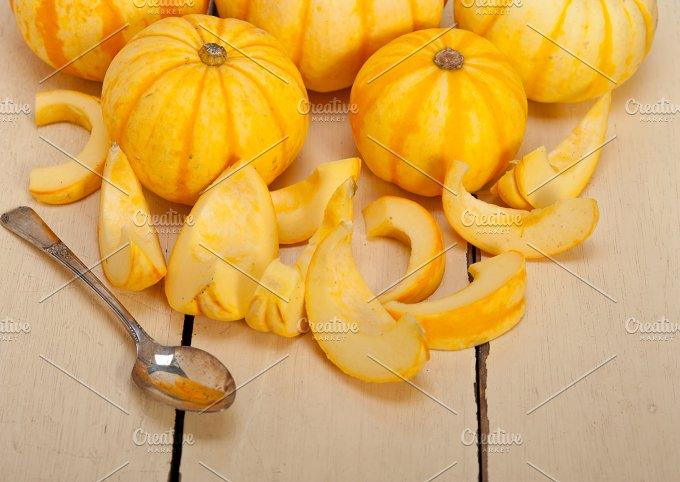 baby pumpkins 036.jpg - Food & Drink