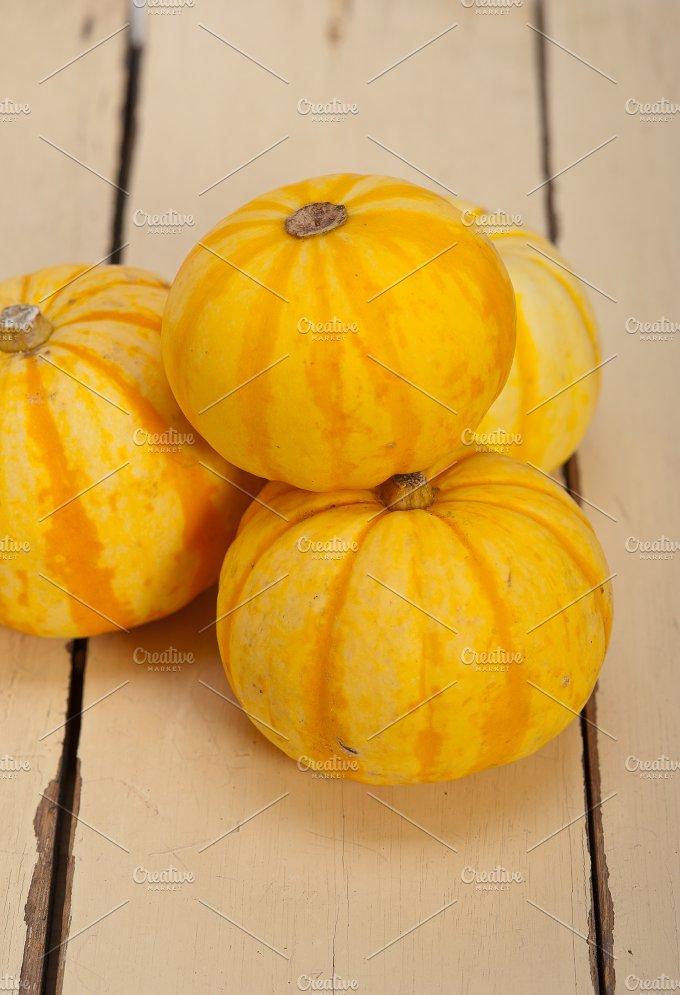 baby pumpkins 039.jpg - Food & Drink