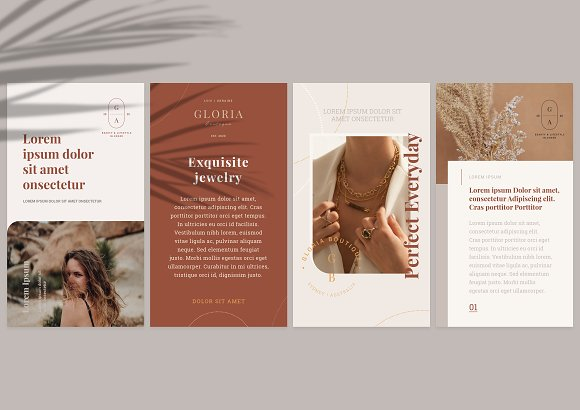 Instagram Stories Template - 2020 in Instagram Templates - product preview 1