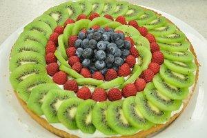 Kiwi Tart fruit tart