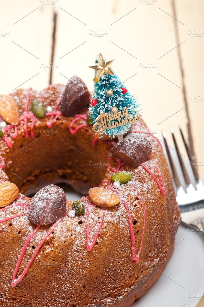 chestnut dessert cake 025.jpg - Food & Drink