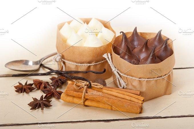 chocolate vanilla and spice cream cake dessert 032.jpg - Food & Drink