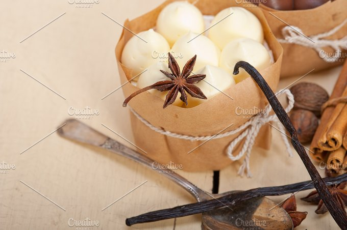chocolate vanilla and spice cream cake dessert 056.jpg - Food & Drink