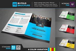 Bi-Fold Brochure 02