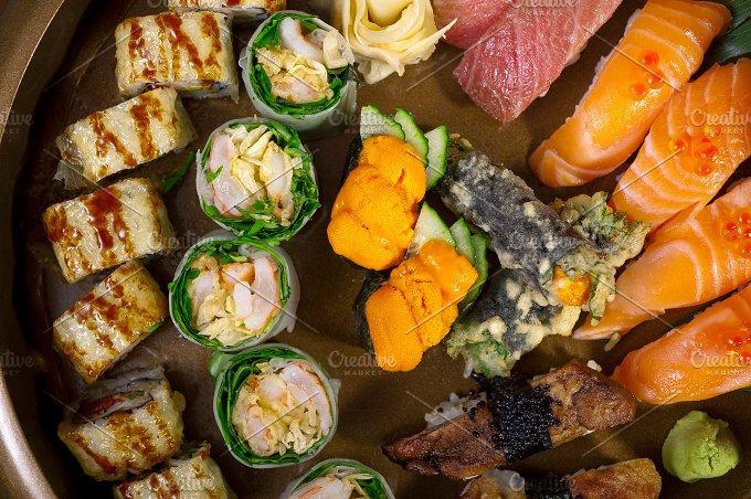 japanese sushi 158.jpg - Food & Drink
