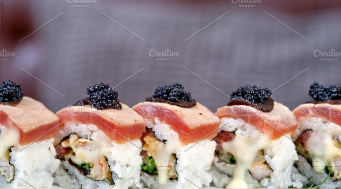 japanese sushi 169.jpg - Food & Drink