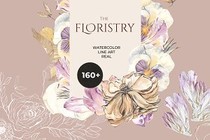 -50% THE FLORISTRY autumn flowers