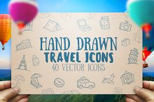 by  in Travel Icons