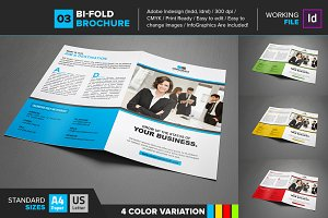 Bi-Fold Brochure 03