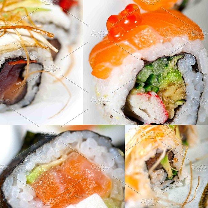 sushi collage 16.jpg - Food & Drink
