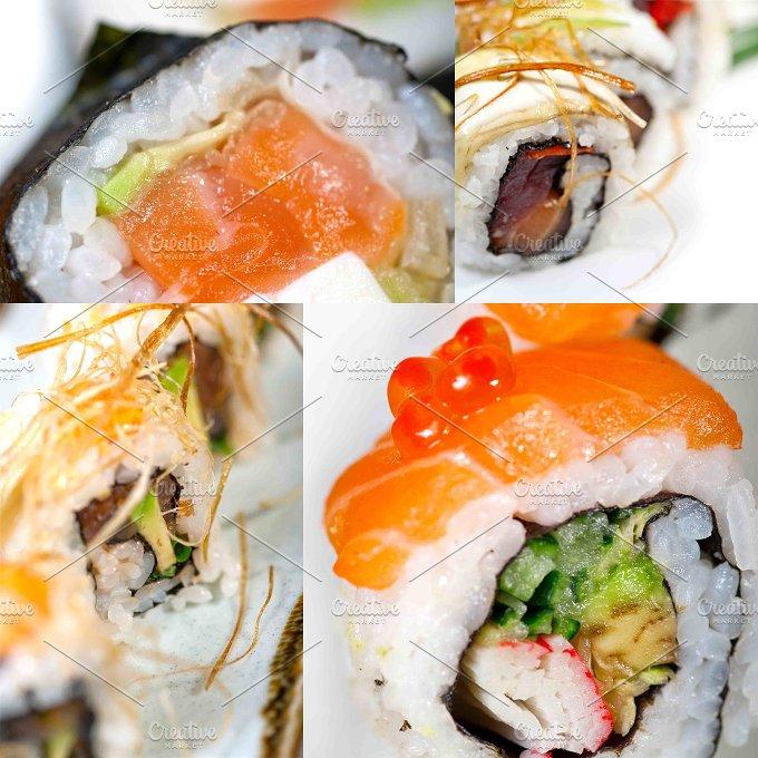 sushi collage 17.jpg - Food & Drink