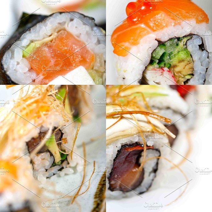 sushi collage 18.jpg - Food & Drink