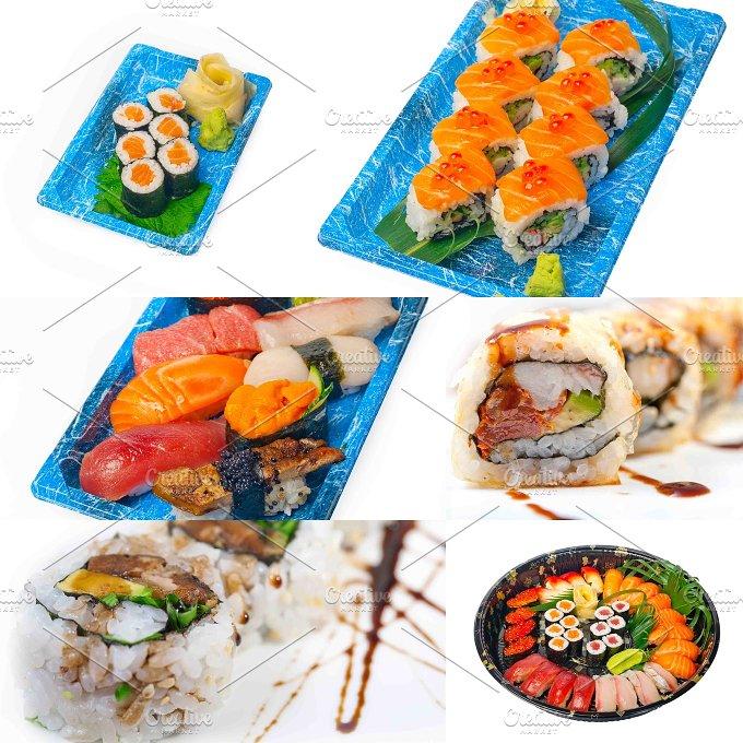 sushi take away collage 10.jpg - Food & Drink