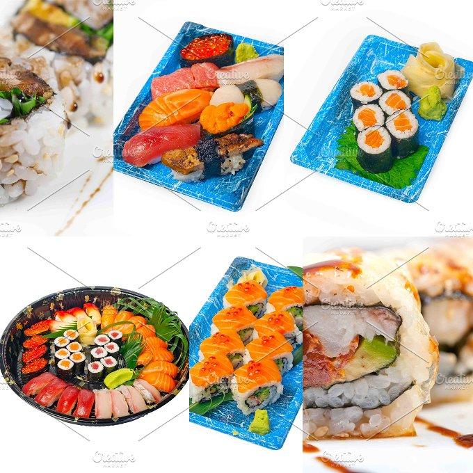 sushi take away collage 13.jpg - Food & Drink