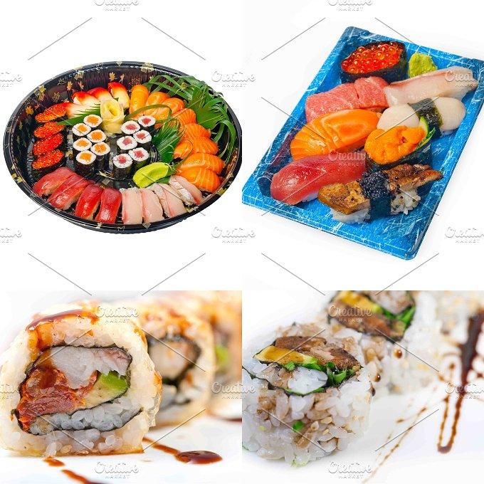 sushi take away collage 18.jpg - Food & Drink
