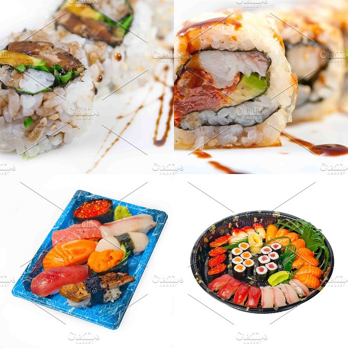 sushi take away collage 19.jpg - Food & Drink