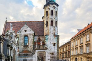 Kosciol Piotra i Pawla in Krakow