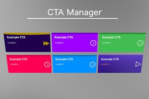 CTA Manager - WordPress Plugin