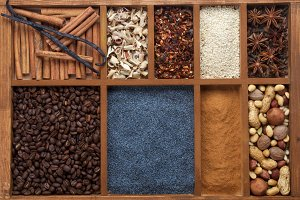 Spices for Baking