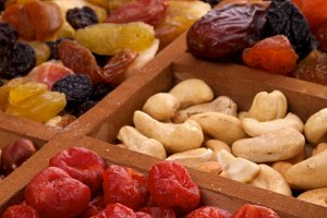Dried Friits and Nuts
