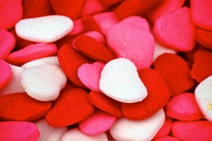 Sweet Hearts Background