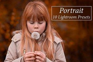 10 Portrait Lr Presets
