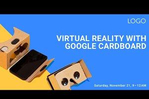 Google Cardboard Banner