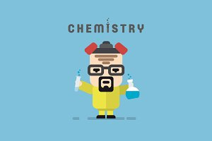 Chemistry Logo Breaking Bad
