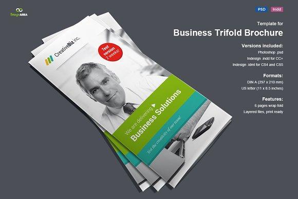 Trifold Brochure Vol. 5