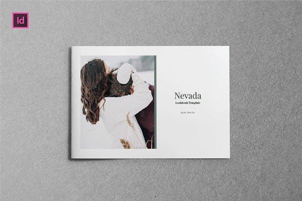 NEVADA - A5 Brochure